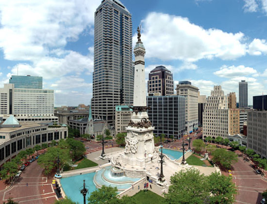 Fountain Square Indianapolis